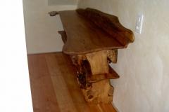 Stuc, meuble, plancher et déco