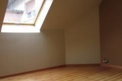 Plancher, plinthe, isolation et enduit sur plaque plâtre