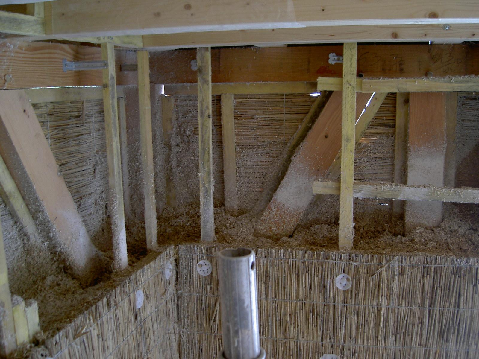 Vieujot Platre Et Chaux isolation béton de chanvre – batilibre : neuf et rénovation